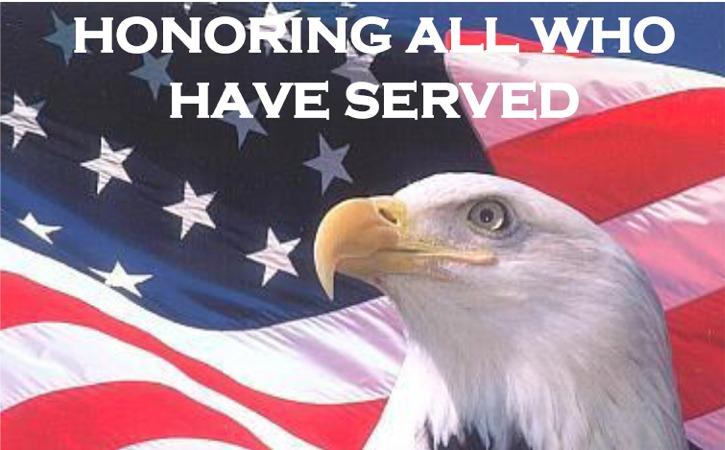 2017 Veterans Day Celebration at Wesley Church of Hope UMC