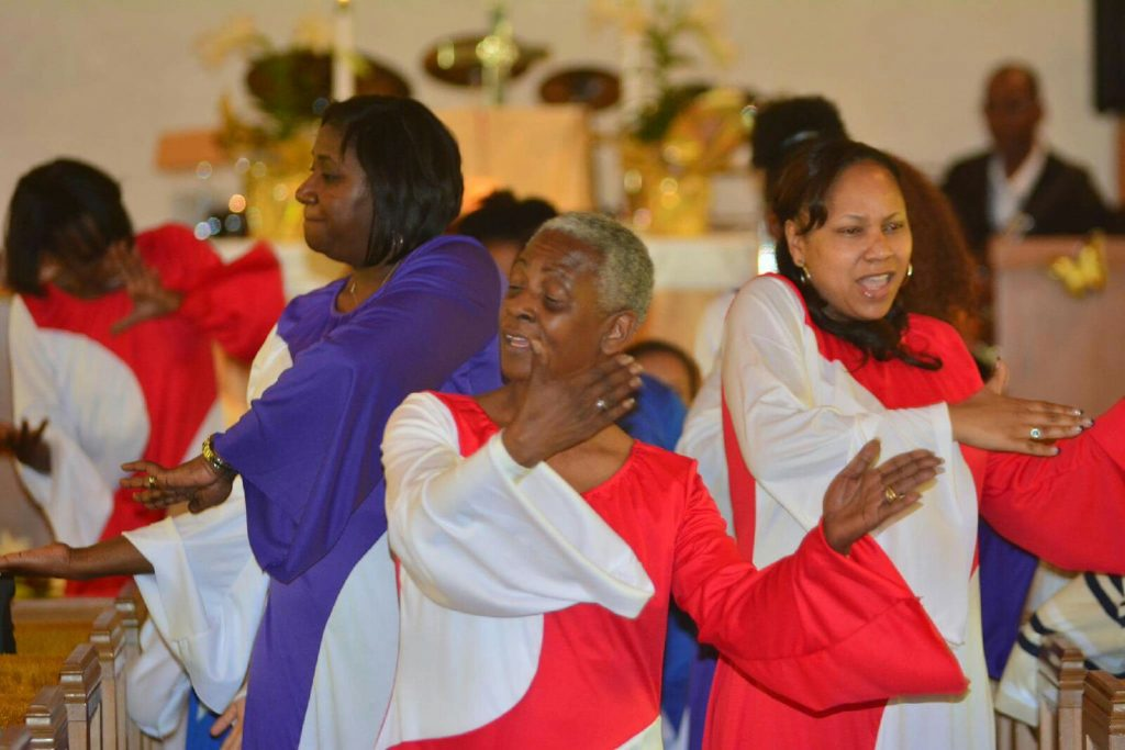 Dance Ministry Wesley Church of Hope Columbus Ohio United Methodist Church