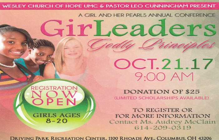 Girls and Pearls Annual Conference - Columbus, OH