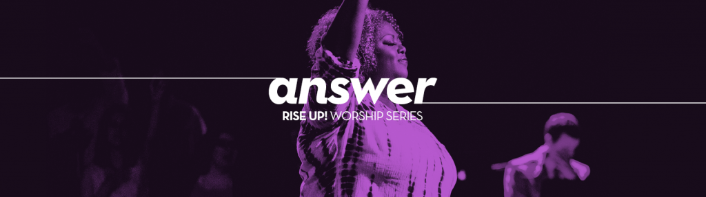 Rise Up Message Series - Answer by Pastor Leo Cunningham Wesley Church of Hope United Methodist Church