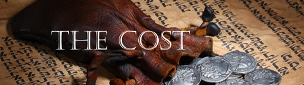 The Cost - Journey with Jesus Lent Message Series