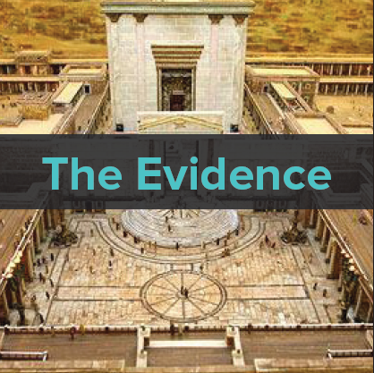 The Evidence - Journey with Jesus Lent Message Series