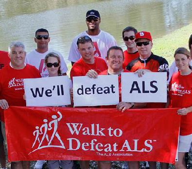 ALS Walk Team Smitty - Wesley Church of Hope
