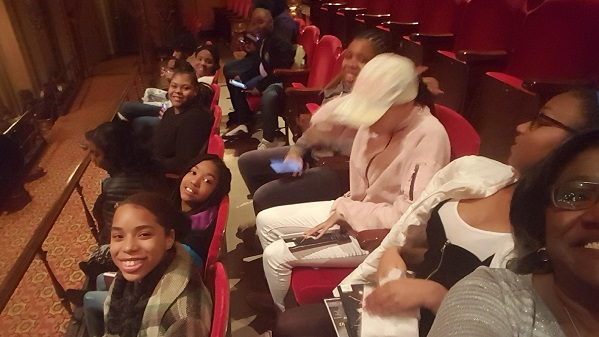 Dance Ministry attend The Nutcracker