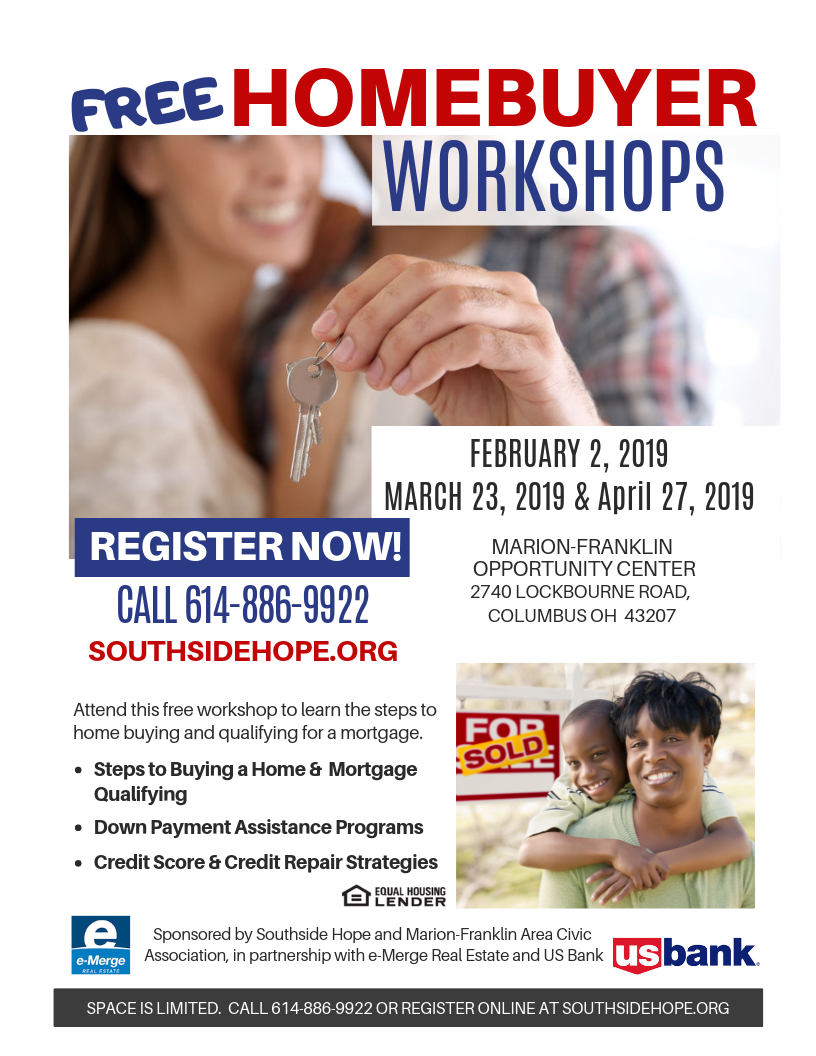 Free Homebuyer Workshops