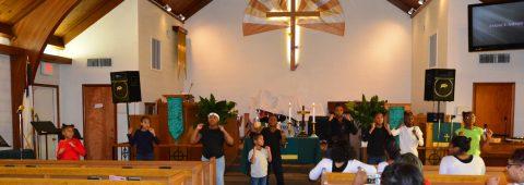 Celebrate Youth Sundays