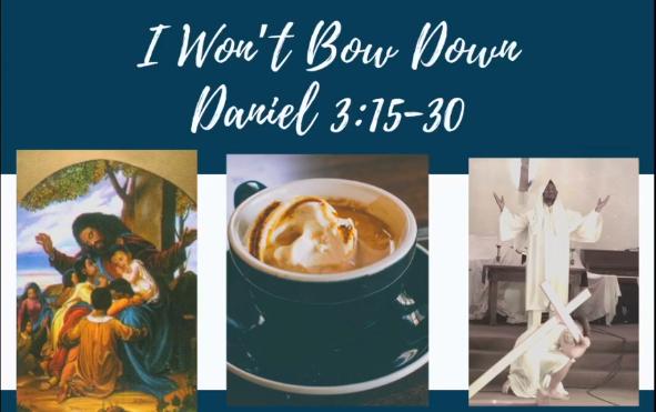I Won't Bow Down