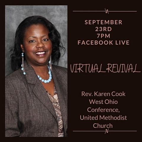 Rev. Karen Cook