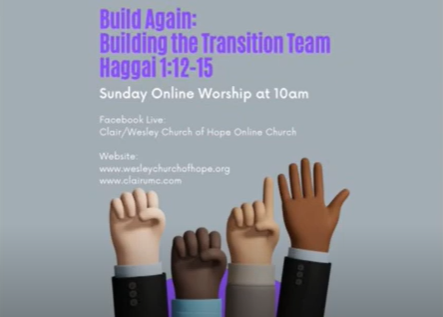 Build Again Part 2: A Time of Reassessment - Haggai 1: 1-11