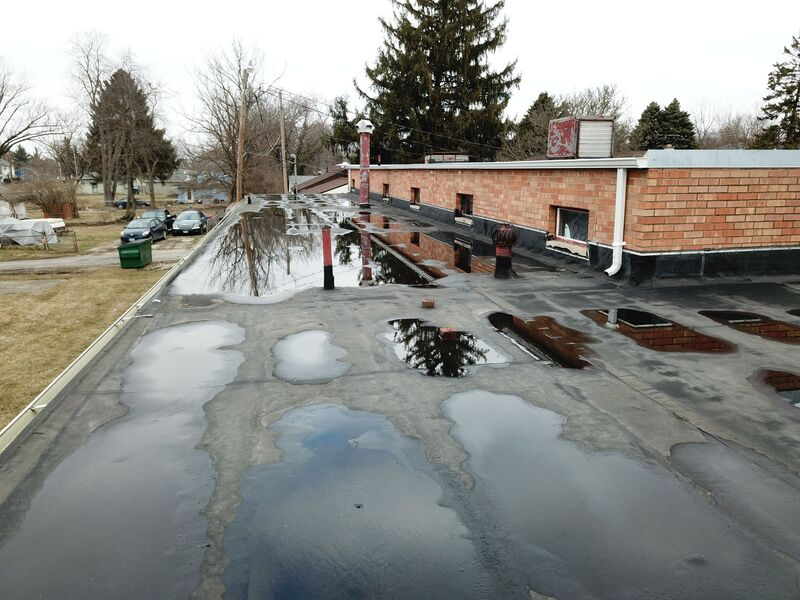 Help Repair the Roof at Wesley Church of Hope