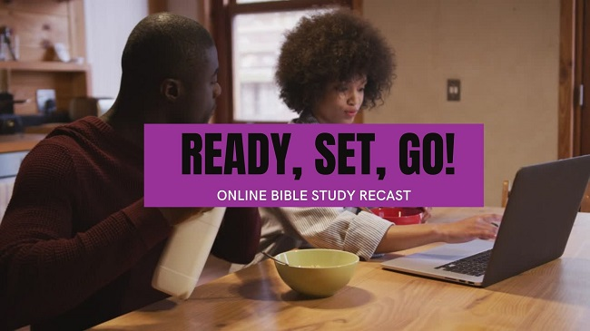 Online Bible Study at Wesley Church of Hope
